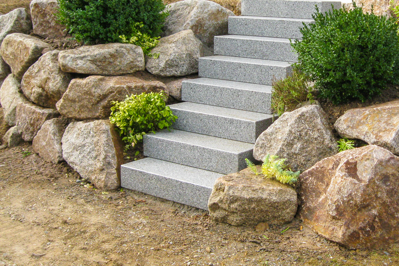 Treppen und Stufen – MDS Garten und Haus